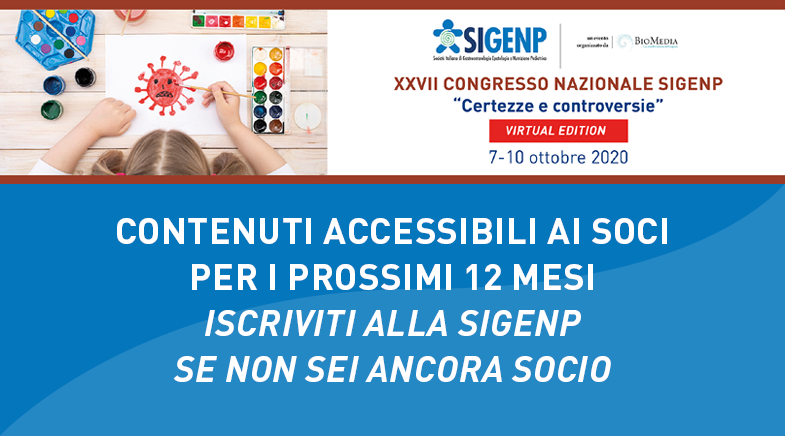 Congresso Virtuale SIGENP