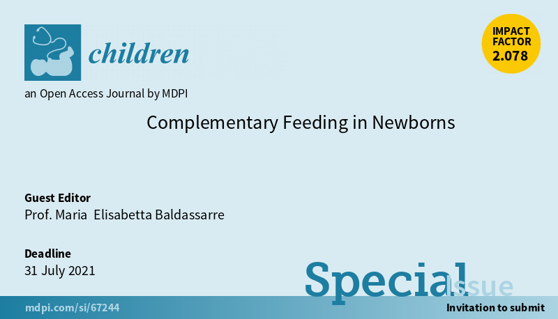 Complementary Feeding in Newborns